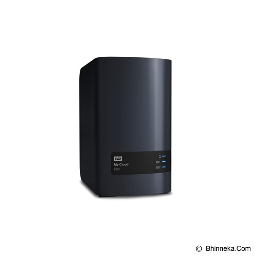 WD My Cloud EX2 12TB [WDBVKW0120JCH] - Smb Nas 2-Bay